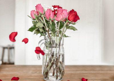 день Святого Валентина красивые фото роза цветы