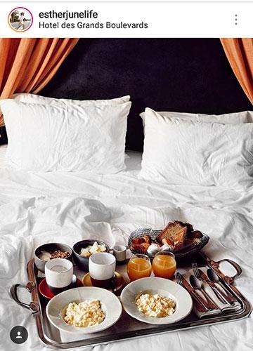 идеи для фото инстаграм завтрак