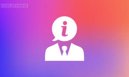 Какая Информация о моём аккаунте Инстаграм станет публичной?