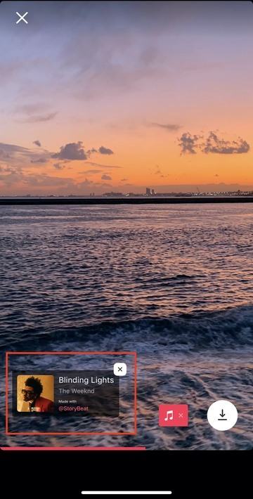 как поставить музыку на фото и видео в Инстаграм