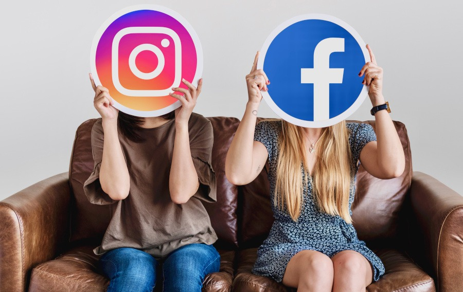 Как привязать страницу Инстаграм к Фейсбук через телефон или компьютер