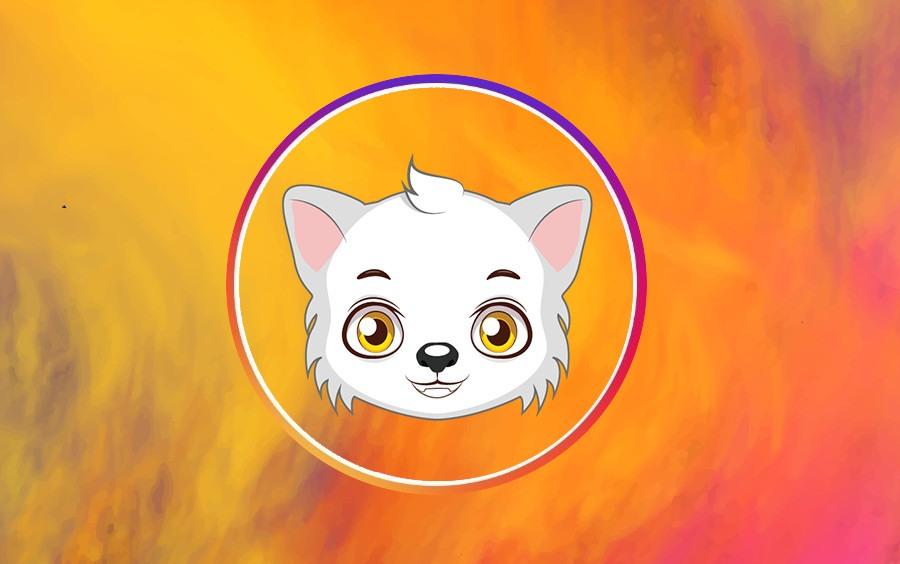 Как сделать цветной кружок (круглую рамку) вокруг аватара в Инстаграм