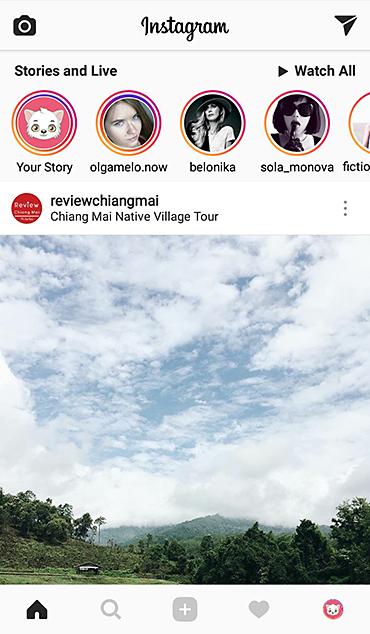 как нарисовать круглую рамку для фото в Инстаграм онлайн