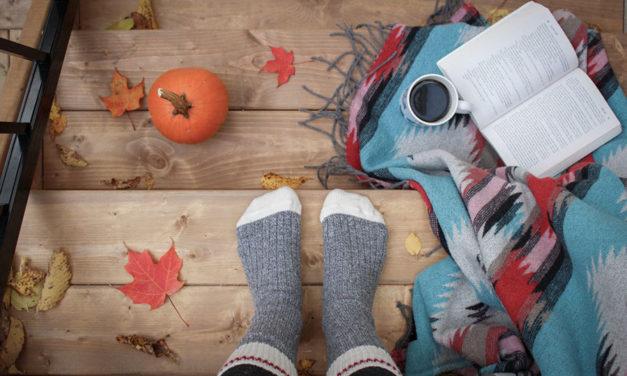 Осень: идеи фото для Инстаграм блогерам (2019)