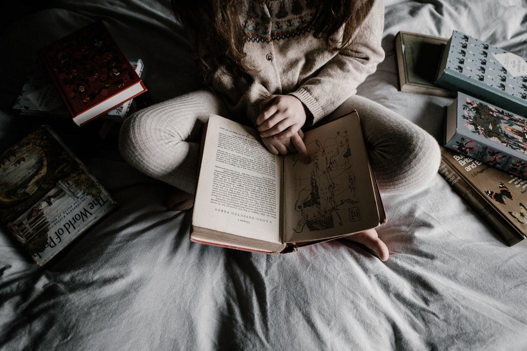 идеи фото осенью для инстаграм - читать книгу в кровати