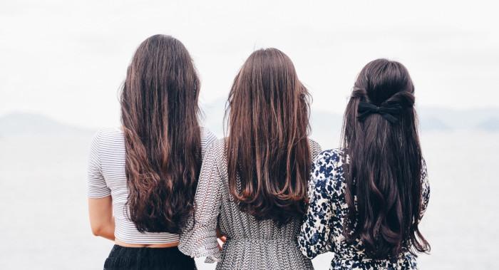Пост про волосы - Контент в Инстаграм для для стилистов-мастеров по прическам