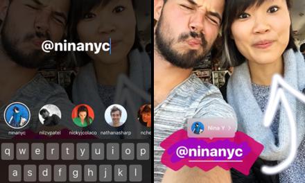 Инстаграм Истории: бумеранг, упоминания и ссылки